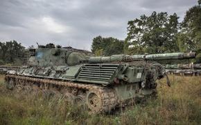 Картинка оружие, армия, танк