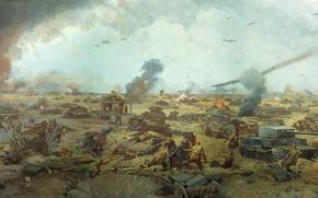 Картинка смерть, война, поле боя