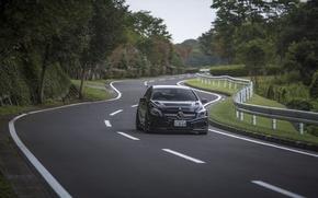 Картинка Mercedes-Benz, turbo, japan, AMG, A45, varis, VRS