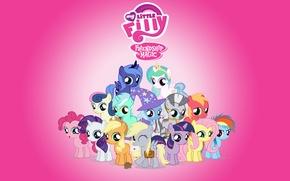Обои My little pony, MLP, MLP:FIM, няшно, Filly