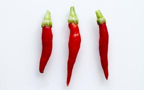 Картинка red, food, chillies