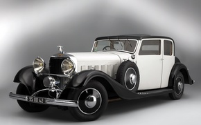 Картинка vintage, retro, luxury, 1934, Berline, T68, Suiza, J12, Vanvooren, Hispano