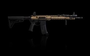 Картинка оружие, assault rifle, AR-15, штурмовая винтовка