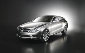 Обои концепт, Fascination, Mercedes-Benz