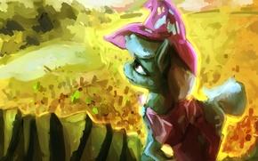 Картинка шляпа, арт, пони, My Little Pony, Trixie, Sharpieboss