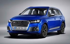 Картинка Audi, внедорожник, SQ7