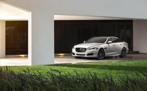 Обои 2015, ягуар, Jaguar, XJR, X351