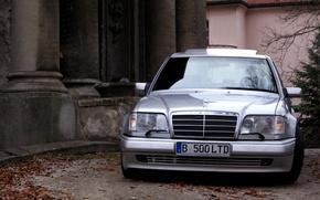 Обои W124, Mercedes-Benz, E500