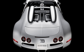 Обои Bugatti, Veyron, суперкар