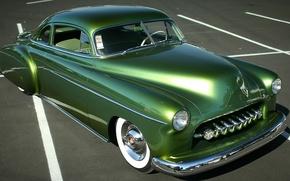 Картинка Cadillac, Coupe, Club, Sixty-Two, 1946