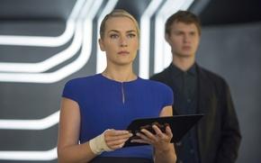 Обои Kate Winslet, Jeanine, Кейт Уинслет, Дивергент, Insurgent, глава 2:Инсургент