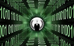 Картинка анонимус, Anonymous, хакеры