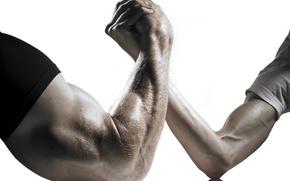 Картинка muscle, power, arms, biceps