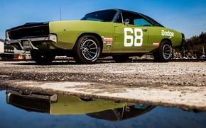 Картинка Dodge, Charger, 1968