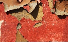 Картинка стена, краска, текстура