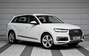 Картинка Audi, ауди, quattro, кроссовер