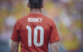 Картинка Англия, Футбол, Бразилия, Уэйн Руни, Football, England, Sport, Футболист, Brasil, ФИФА, FIFA, Игрок, Wayne Rooney, …