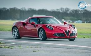 Картинка Alfa, Romeo, Stig, Стиг, Top, Gear