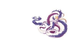 Картинка дракон, арт, fantasy, mythka