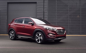 Картинка хундай, 2015, Tucson, US-spec, Hyundai, туссан