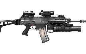 Картинка оружие, автомат, CZ 805
