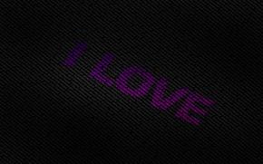 Картинка любовь, текст, I love, комплименты