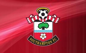 Картинка sport, logo, football, England, Southampton FC