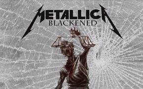 Картинка музыка, metallica, blackened