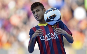 Картинка футбольные обои от дяди васи, неймар, neymar barcelona wallpaper hd