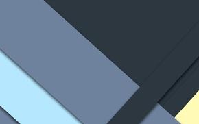 Картинка линии, синий, абстракция, голубой, текстура, геометрия