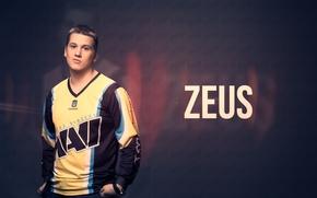Картинка игрок, Zeus, CS:GO, (Харьков), Даниил Тесленко