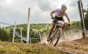 Картинка велосипед, гонка, спорт