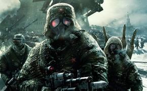 Картинка оружие, солдаты, Кремль, Tom Clancy, EndWar, Tom Clancy's, Зимний