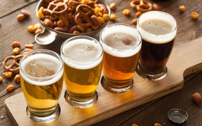 Картинка beer, foam, Alcohol, barley, different types of beer