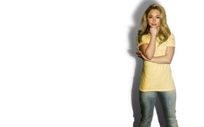 Картинка девушка, актриса, Hayden Panettiere