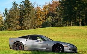 Картинка corvette, Car, chevrolet, cars, machinery