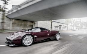 Картинка Pagani, V12, Huayra, Пагани Уайра