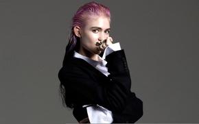 Картинка Grimes, канадская певица, The Guardian, Граймс