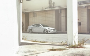Картинка Lexus, Лексус, tuning, Vossen, IS250, CV5