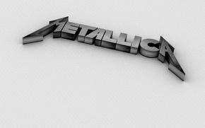Картинка лого, metallica