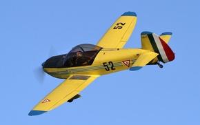 Обои небо, самолет, легкий, двухместный, француский, Mudry CAP 10B, пилотажный