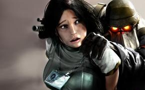 Картинка солдат, killzone, заложник