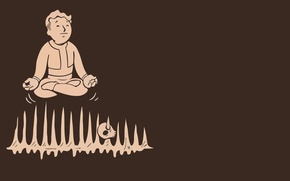 Картинка медитация, шипы, йог