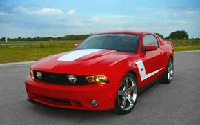 Обои Mustang, Ford