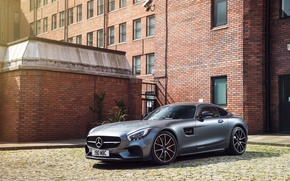 Картинка C190, 2015, UK-spec, Edition 1, AMG, GT S, мерседес, амг, Mercedes