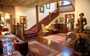 Картинка mansion, Buhl, parlour, foyer