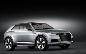 Картинка Audi, coupe, Audi Crosslane, Crosslane