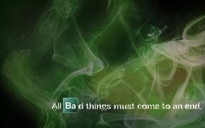 Картинка Dark, Green, Breaking Bad, Text, Heisenberg, Symbol, Walther White, Chemistry