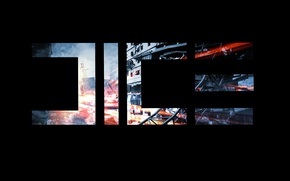 Картинка Логотип, Battlefield 3, DICE, разработчики
