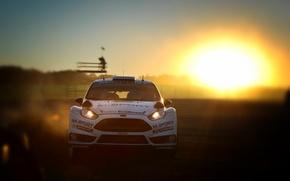 Картинка Ford, Форд, WRC, Rally, Ралли, Fiesta